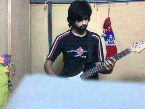 Iron Maiden- Mother Russia Cover(Z'shan)