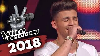 Shawn Mendes   In My Blood (Alessandro Rütten) | PREVIEW | The Voice Of Germany 2018 |Blind Audition
