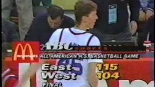 1990 McDonalds All-American Game