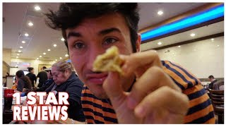 Eating At The Worst Reviewed Sushi Restaurant in my City (Los Angeles)