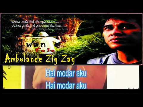 Ambulance Zig Zag - Iwan Fals (Official Lyric Video) Mp3