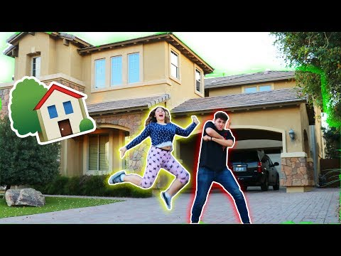 OUR NEW HOUSE TOUR!!!