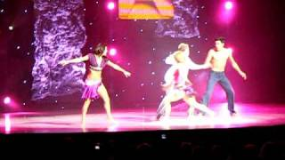 """SYTYCD Tour 2010 """"My First Kiss"""" with Kent, Lauren, Robert, and Ashley"""