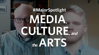 #MajorSpotlight on Media Culture and the Arts (MCA) at Clark University