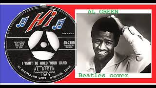 Al Green - I Want To Hold Your Hand 'Vinyl'