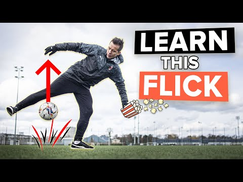 This skill will make people think you've got great technique | popcorn flick
