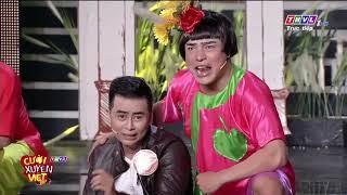 Cười Xuyên Việt 2017 Tập 16 Full HD Chung Kết Xếp Hạng Bảng Tài Năng 8 9 2017