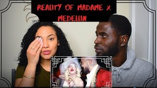 Madonna, Maluma   Medellin **REACTION* *True Meaning Of Video & Song))