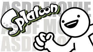 SPLATOON BUT IT'S AN ASDFMOVIE EPISODE