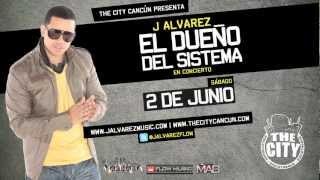 J Alvarez  The City Cancun  2 Junio 2012