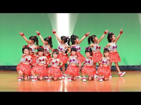 令和元年度東岩槻幼稚園お遊戯発表会 年長児『希望的リフレイン』