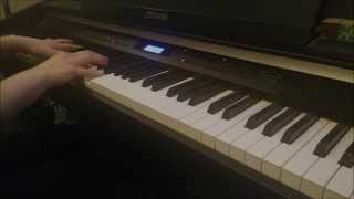 Can't Deny My Love - Brandon Flowers (Piano Cover)