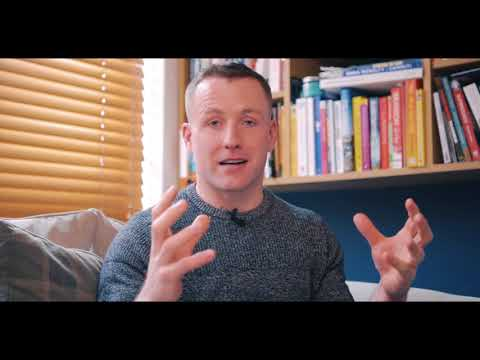 Griffith College #Lifehacks with Pat Divilly - Goal-setting
