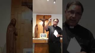 Reflexión – Sacerdote Francisco Carvajal – parte-1