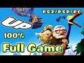 Disney Pixar 39 s Up Full Game 100 Longplay ps2 Psp Pc