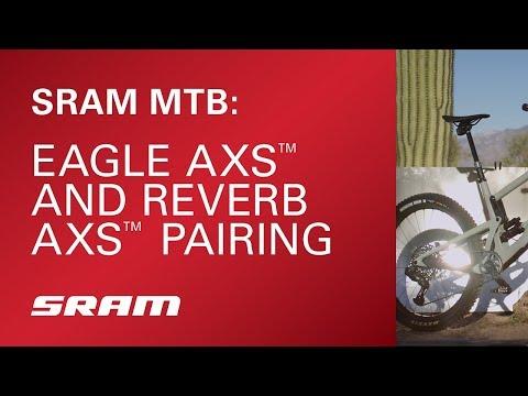 SRAM Eagle AXS™ and RockShox Reverb AXS™ Pairing