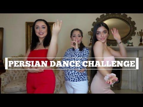 PERSIAN DANCE COMPETITION  مسابقه رقص ایرانی