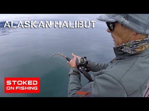 Helleflynderfiskeri i Alaska
