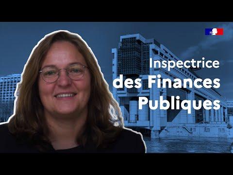 Video FR Mon métier en 60 secondes | Inspectrice des Finances Publiques