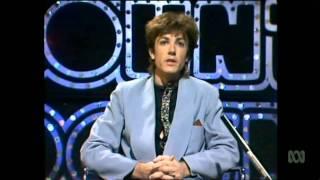 Countdown (Australia)- Steve Kilbey Guest Hosts Countdown- April 26, 1981- Part 4