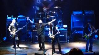 Stryper with Jeff Scott Soto (All For One and Tie Your Mother Down)