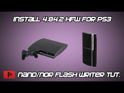 How To Exploit 4 84 OFW PS3 Using Miniweb and HFW 4 84 2 NAND/NOR