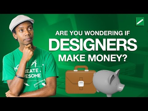 How Do Graphic Designers Make Money?