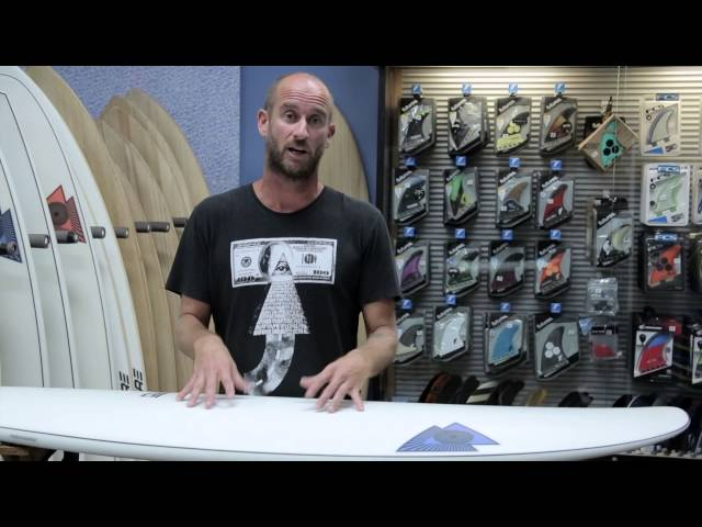 "Test Drive Board Review #3 - Firewire ""Evo"""