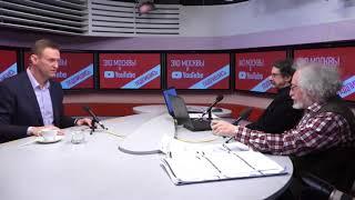 Навальный про бойкот, выборы и наблюдателей (ЭХО МОСКВЫ)