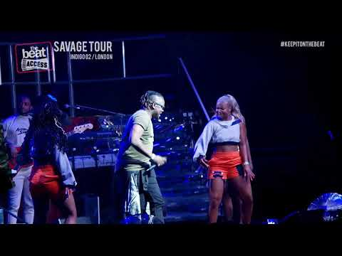 Highlights of The Tiwa Savage Tour in the UK