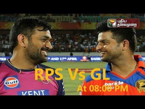 IPL-T20-2016-Rising-Pune-Super-Girants-Vs-Gujarat-Lions-29-04-2016-Puthiya-Thalaimurai-TV