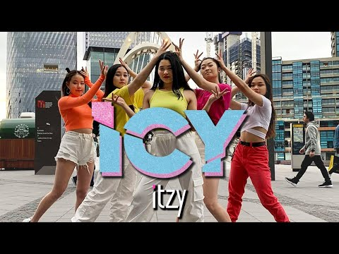 [Kpop in Public AUS] ITZY - ICY | Bias Dance cover