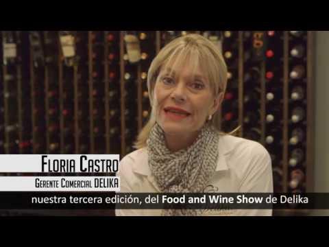 Delika tendrá tercera edición del Food & Wine show