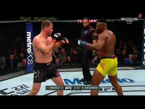 UFC 220: Miocic vs Ngannou / МИОЧИЧ vs. НГАННУ – Онлайн Video