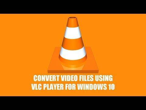How to Convert Video Files For FREE Using VLC Media Player | Convert MKV, MP4, AVI, MP3