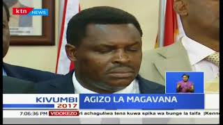 Baraza la Magavana limetoa ilani ya siku saba kwa wauguzi kurudi kazini