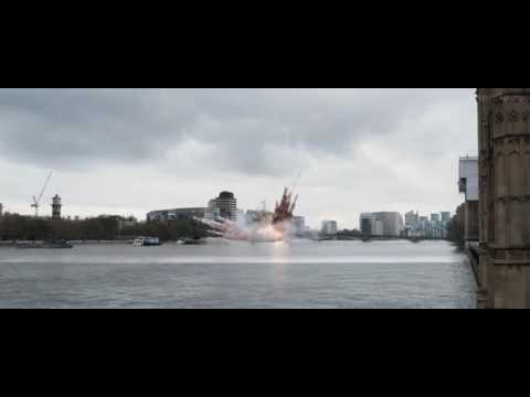 Трейлер фильма «Падение Лондона»