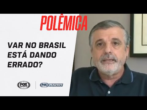 VAR NO BRASIL ESTÁ DANDO ERRADO? VEJA POLÊMICA APÓS CEARÁ X SÃO PAULO