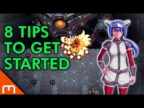 CrossCode - 8 Tips for Beginners!
