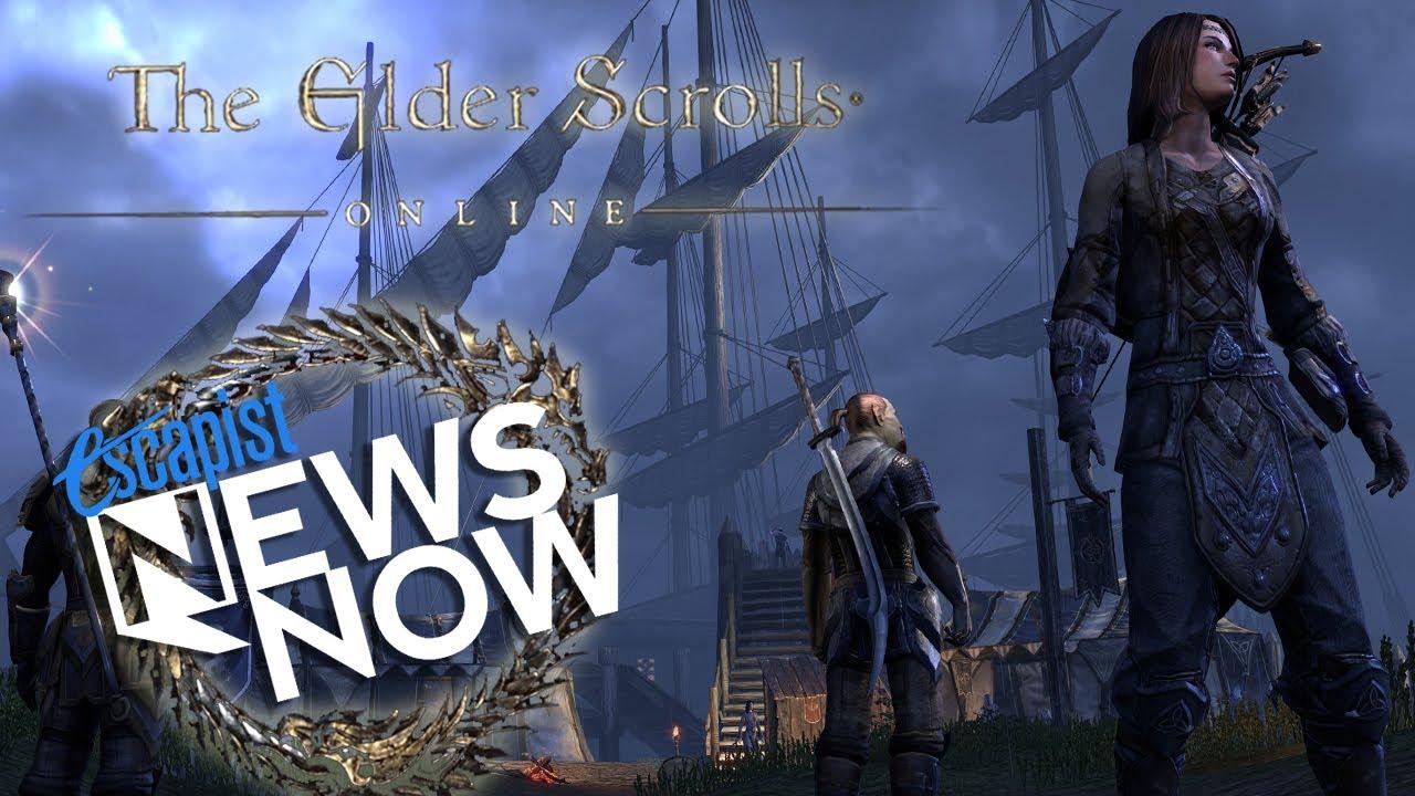 Elder Scrolls Online: видео - The Elder Scrolls Online New Gameplay, Interview