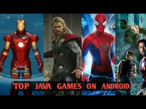 TOP JAVA GAMES FOR ANDROID||PLAY USING J2ME LOADER||HIGH GRAPHICS