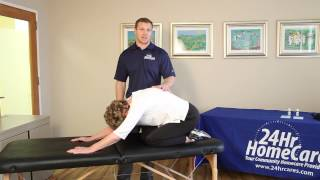 Physical Therapy Exercises for Seniors: Combating Lower Back Pain - 24Hr HomeCare