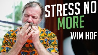 This Trick Reduce Stress, Anxiety and Depression | Wim Hof