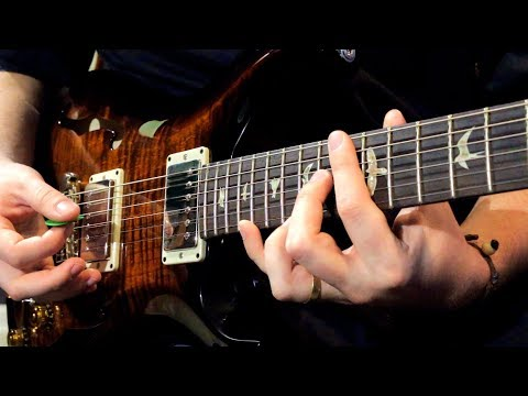 How to Play Melodic Guitar Solos