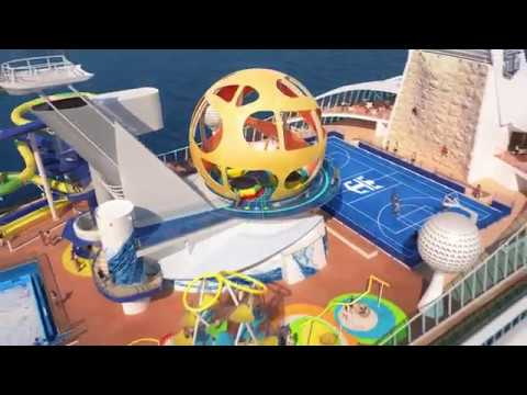 Royal Caribbean International - Amping up Mariner of the Seas!