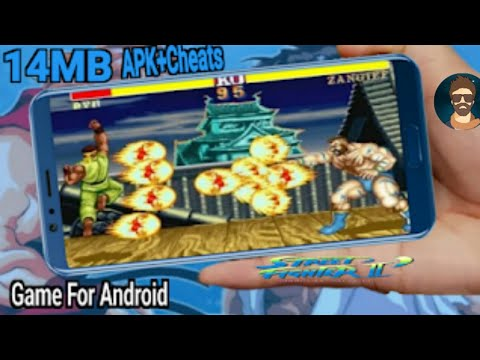 How To Download Street Fighter 2 Turbo Sega Game In Android Phone