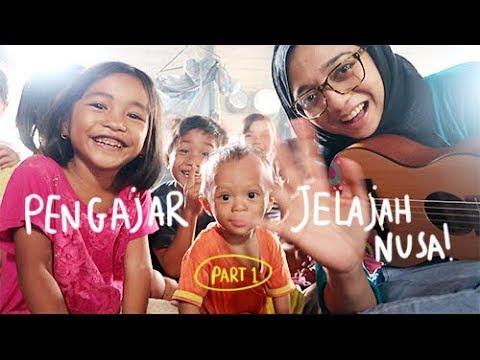 Desa Binter, Nunukan, perbatasan Indonesia yang hangat :) - vlog