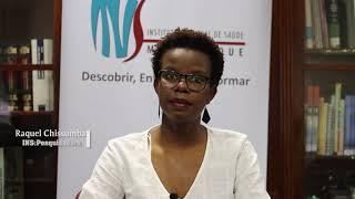 Raquel Chissumba sobre o prémio Early Career Fellowship