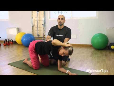 Scoliosis 2 gradi di ginnastica medica video