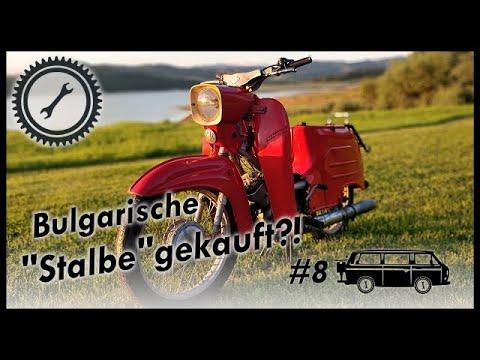 """Rostige griechische Simsons und eine bulgarische """"Stalbe"""" - 2RadGeber Simson Reise #8"""